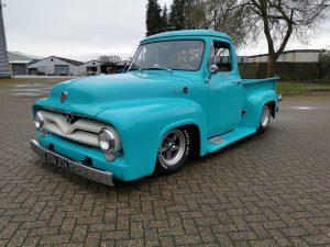 1955 Ford F100 Pickup Custom