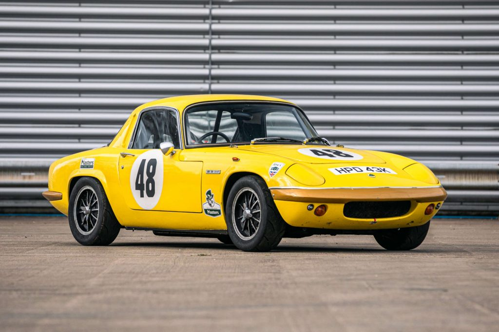 1971 Lotus Elan Sprint -FIA