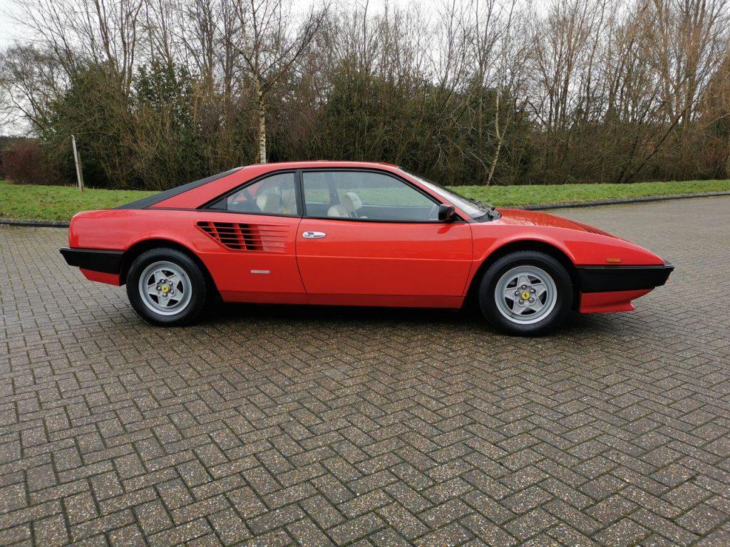 1985 Ferrari Mondial 3.0Ltr.