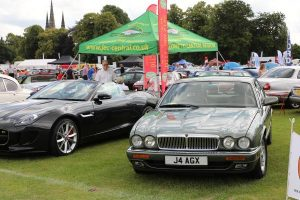 Cars in the Park Lichfield