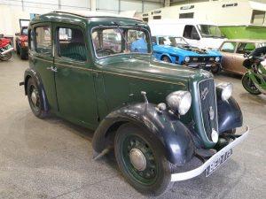 1938 Austin 7