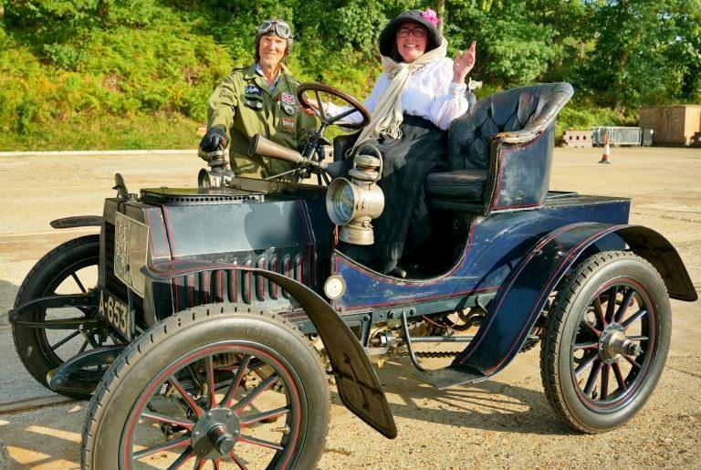 1904 Siddeley Car
