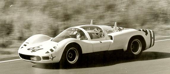 Serenissima McLaren M1B