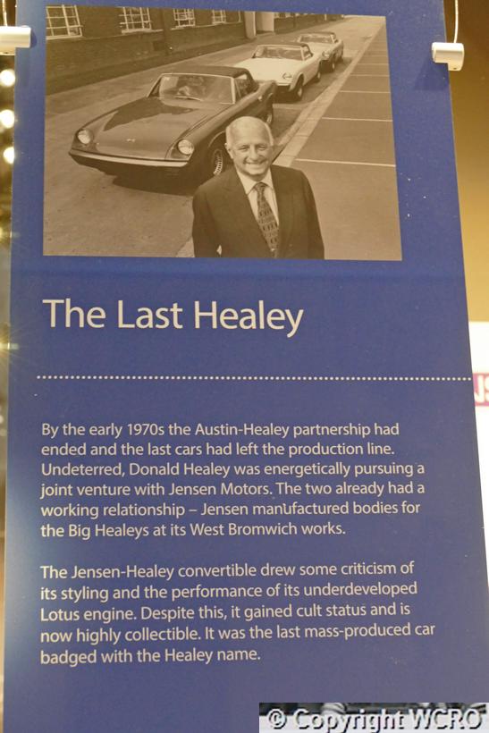 Healey Exhibition