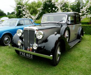 1939 Daimler EL 24 Sports Saloon