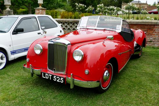 1952 Alvis TB21 Sportscar