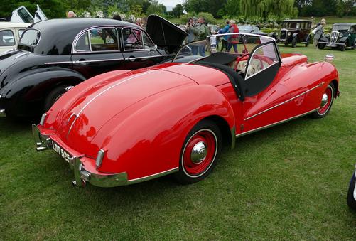 1952 Alvis TA21 Sports