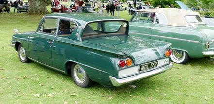 1961- 63 Ford Consul Classic 2 door