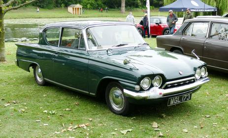 1961-63 Ford Consul Classic 2 door