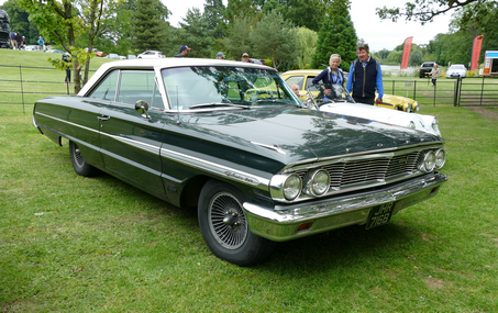 1964 Ford Galaxie two door coupe