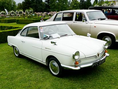 1968 NSU Prinz Sport