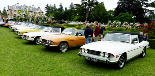1970 - 77 Triumph Stags