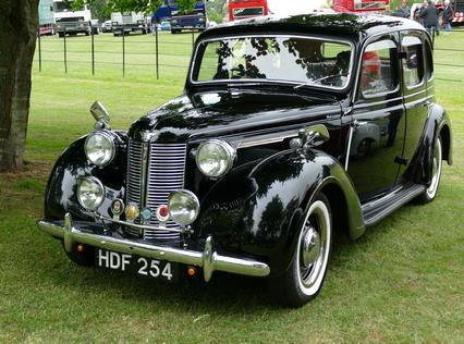 c. 1948 Austin 16