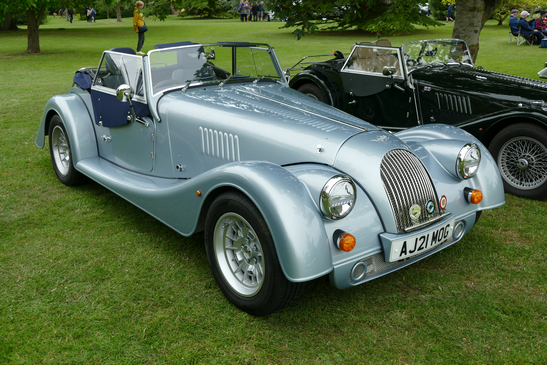 Latest example of a Morgan Plus 4 Williams