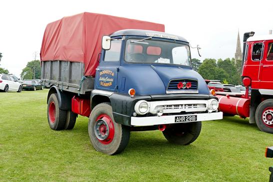 Thames Trader wagon