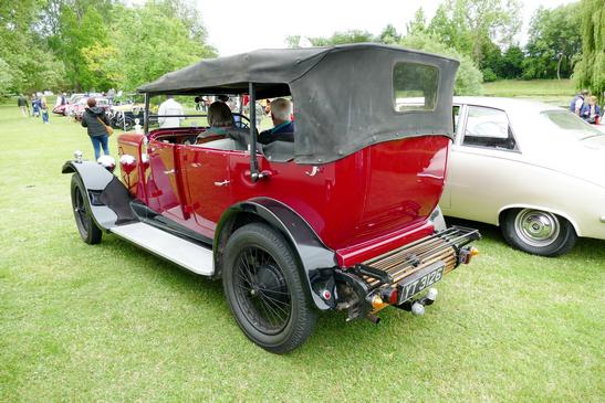 c. 1927 Daimler 20/70 Tourer