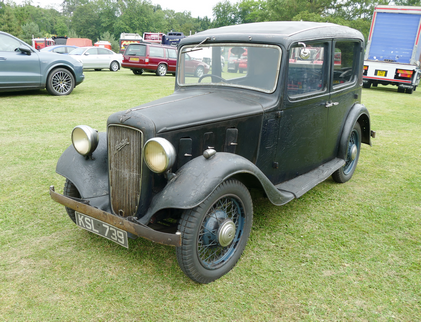 c.1925 Austin Lichfield