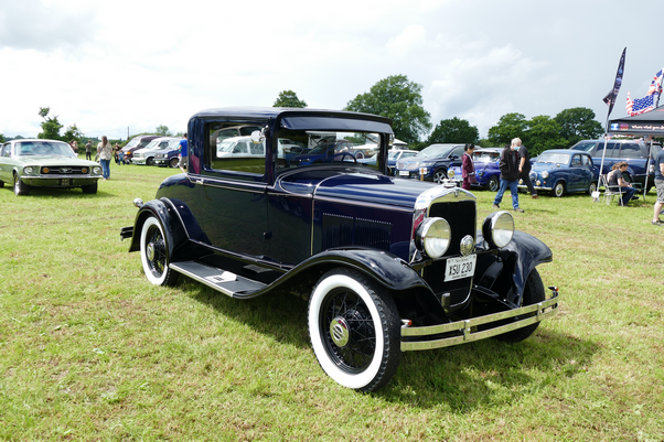 1930 Plymouth Model 30 Coupe