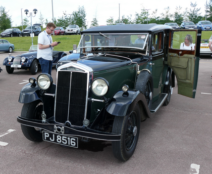 Lanchester 15/18 Saloon