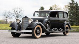 194 Lincoln Model KB