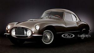 1953 Fiat V8 Berlinetta
