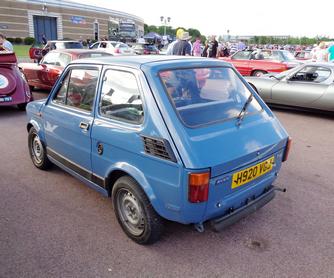 1989 Fiat 126 BIS