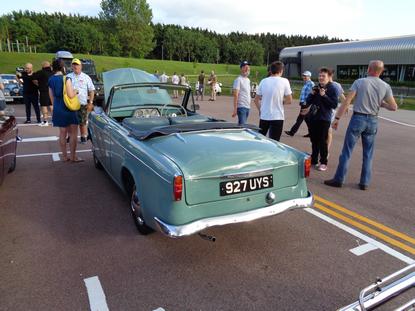 1958 Hillman Minx Series III