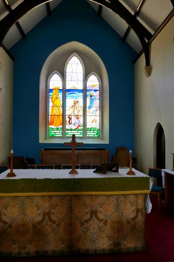 Donald Healey Memorial Window