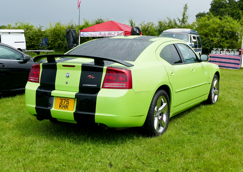 c. 2008 Doge Chager R/T