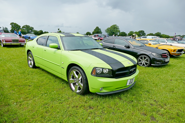 c.2008 Dodge Charger R/T