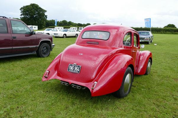 1952 British Ford Prefect 'Hot Rod'