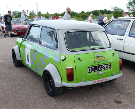 Early Mini Race Tuned