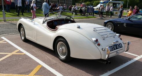 c.1949 Jaguar XK 120 Roadster