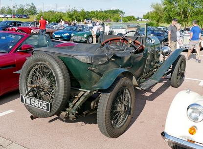 c. 1925 Bentley 3 ltr.