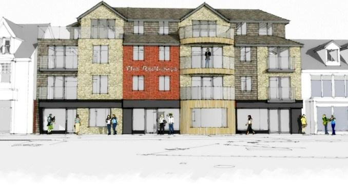Red House Development Perranporth, Cornwall