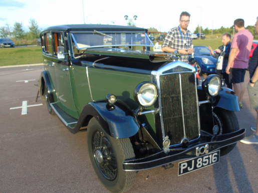 1932 Lanchester