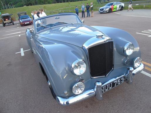 1950s Bentley DHC