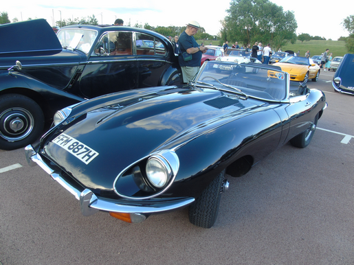 Jaguar E Type Roadster