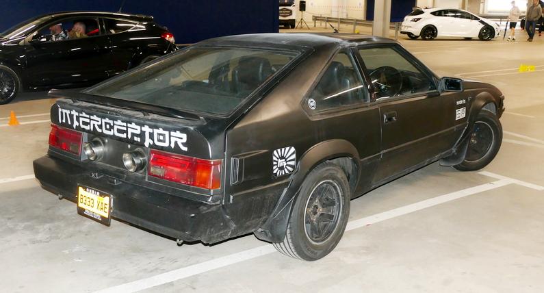 1980s Toyota Celica Supra