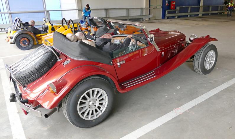 Marlin Kit Car