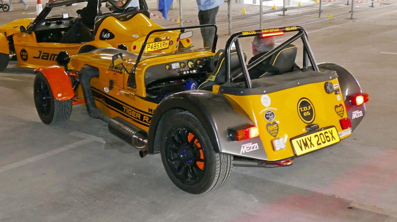 Tiger Racing Kit Car