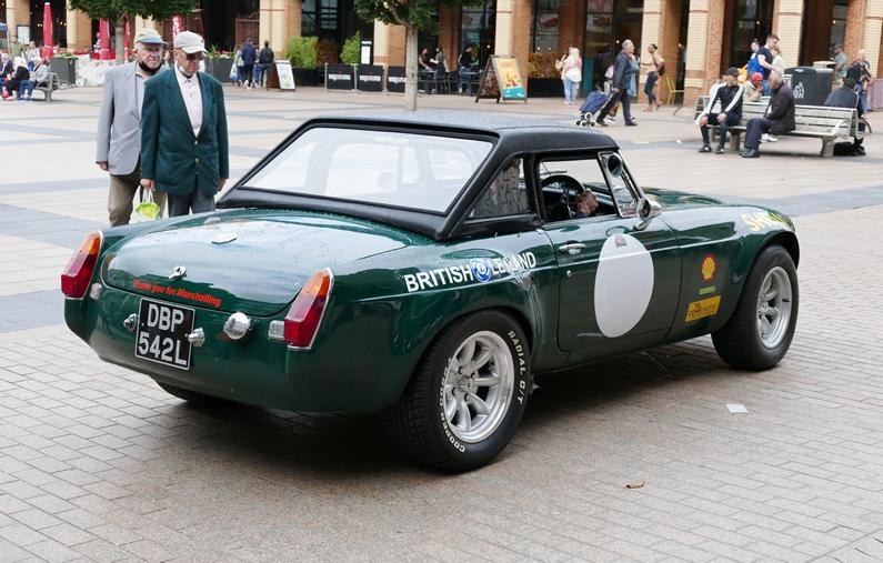MGB V8 Sebring Replica