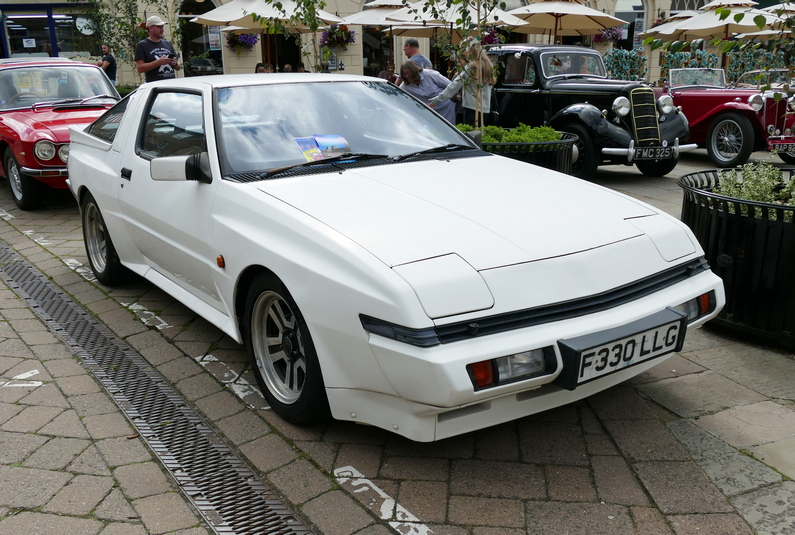 1983 - 89 Mitsubishi Starion