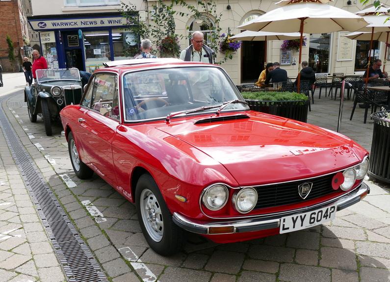 1974 -76 Lancia Fulvia Coupe 3 1.3 L. S