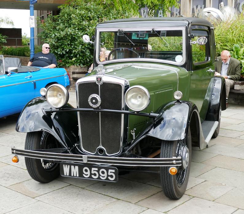 c. 1934 Morris 10/4