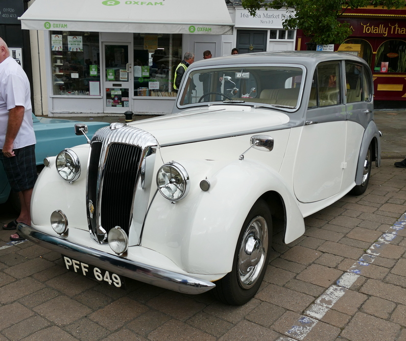 c. 1952 Daimler Consort