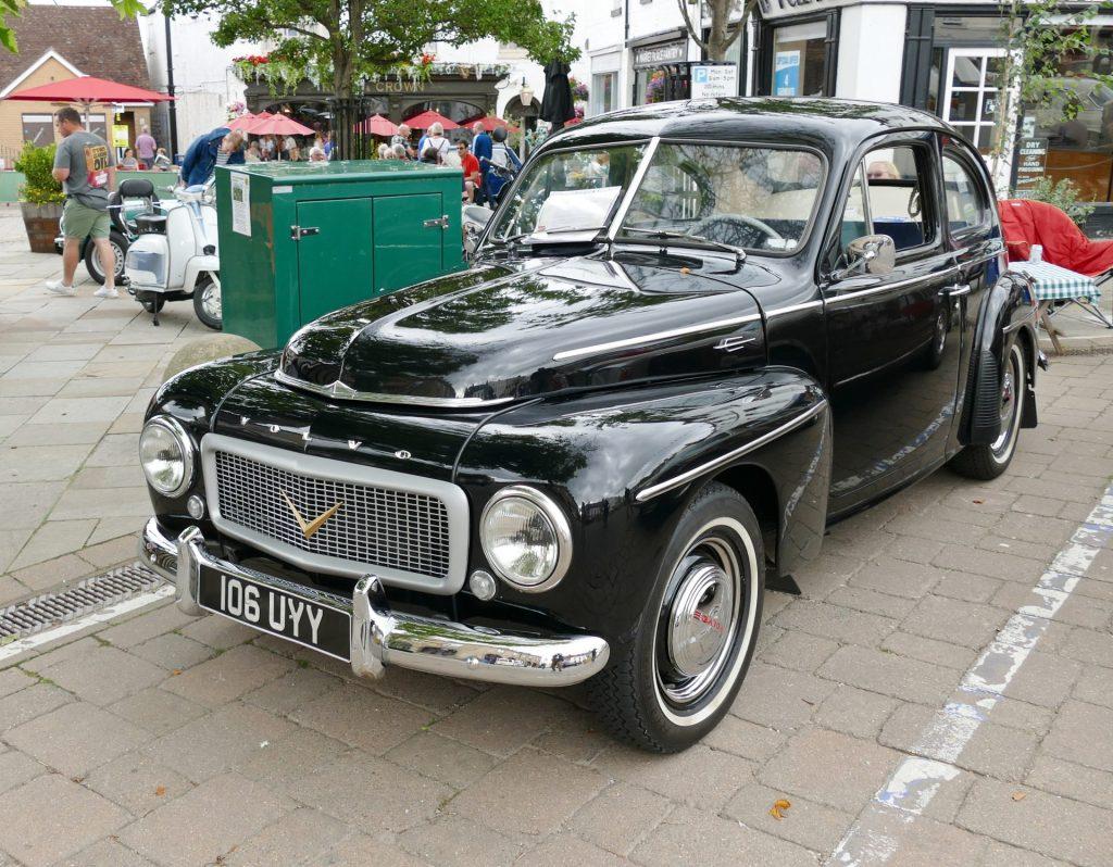 1957 Volvo P444