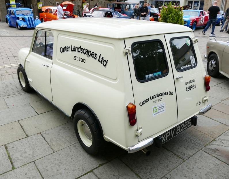 1960 - 1978 Austin/Morris Mini Van