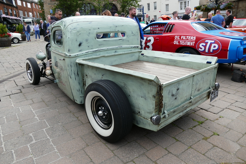 Ford V8 Pick Up Hot Rod