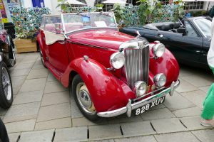 1950 MG YT